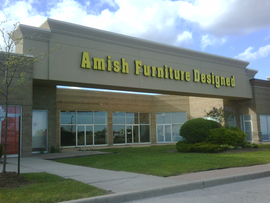 Pickering Store Amish Furniture Designed