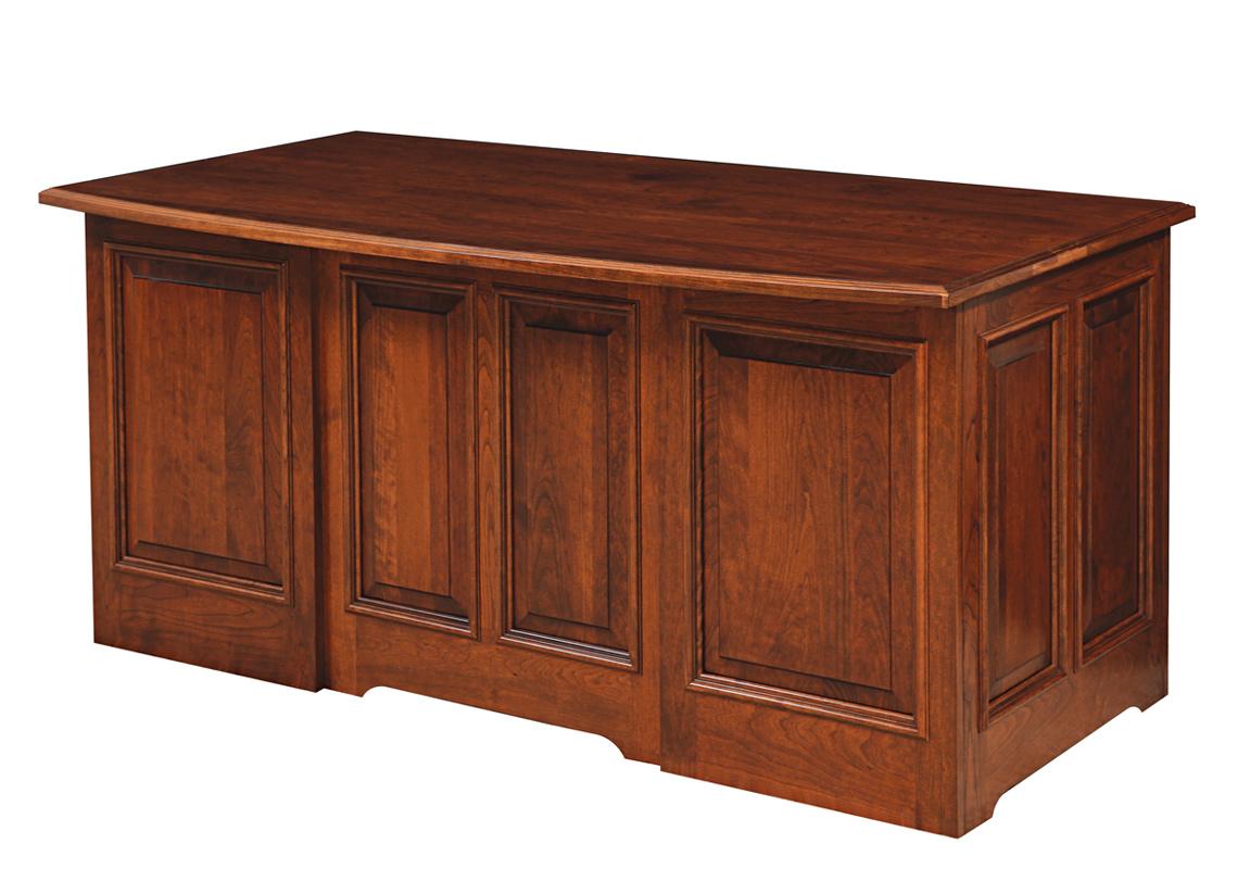 Liberty Classic Desk Amish Furniture Designed