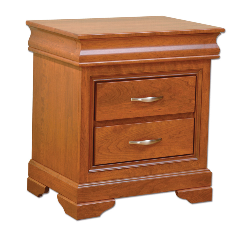 New Albany Nightstand Amish Furniture Designed