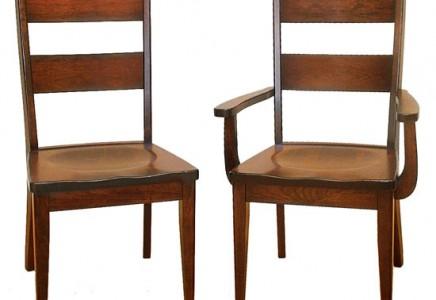Sonoma Chairs Amish Furniture Designed