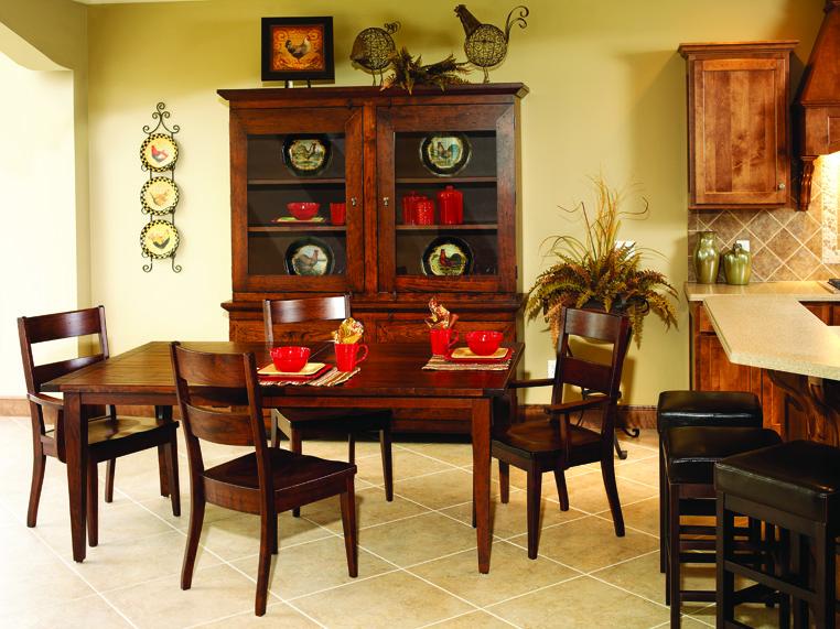Sonoma Dining Room Amish Furniture Designed