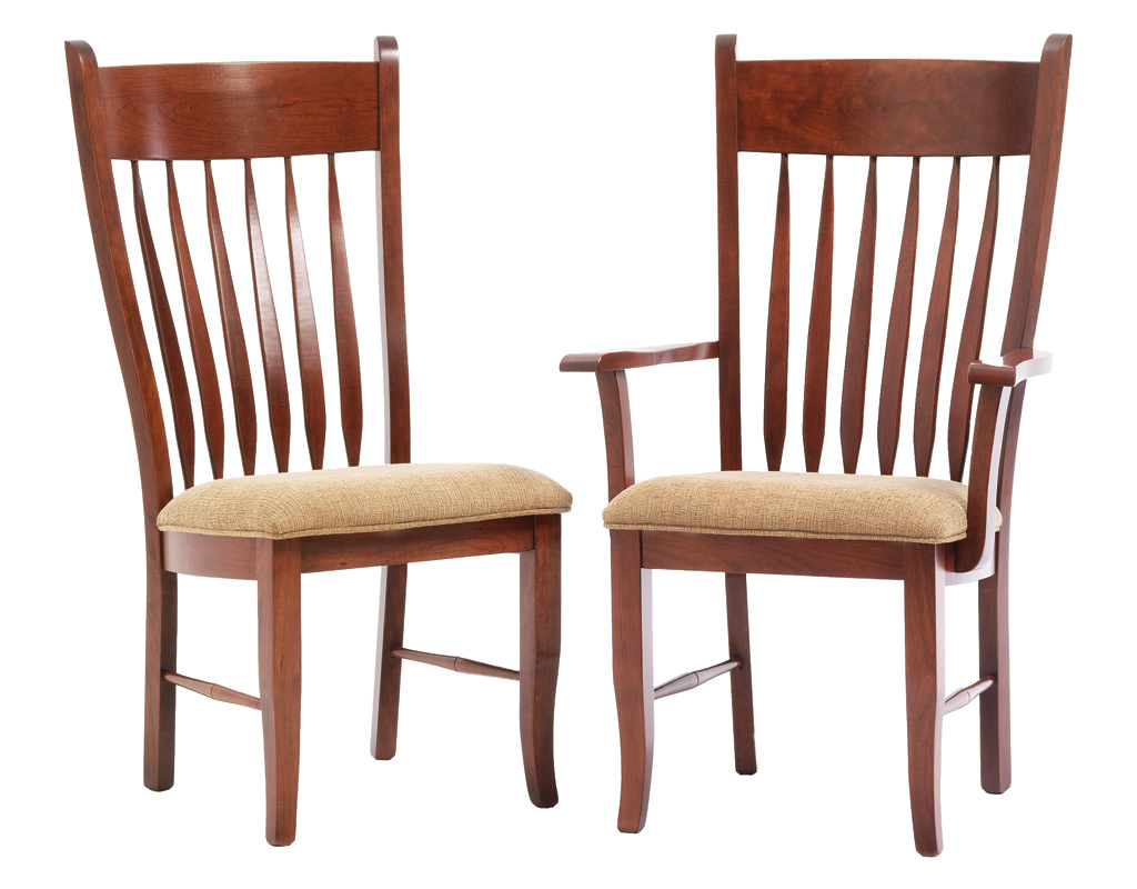 English shaker chairs amish furniture designed for Shaker furniture