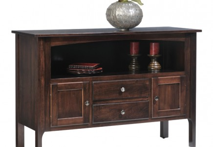 Bedroom Furniture On Lexington Shaker Buffet Amish Furniture Designed