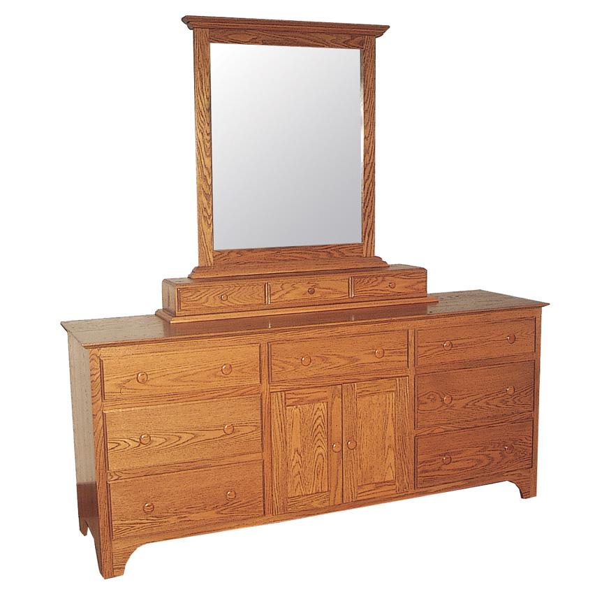 Shaker dresser amish furniture designed for Amish furniture