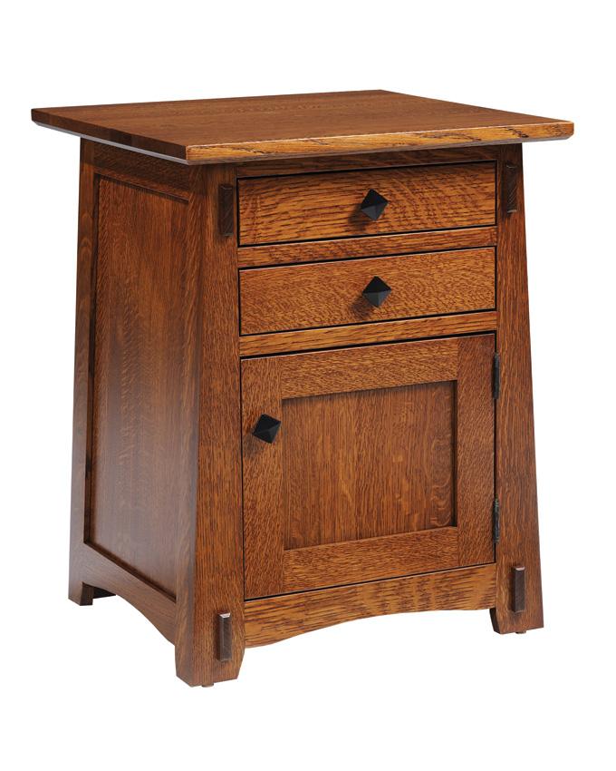 Olde Shaker End Table Amish Furniture Designed