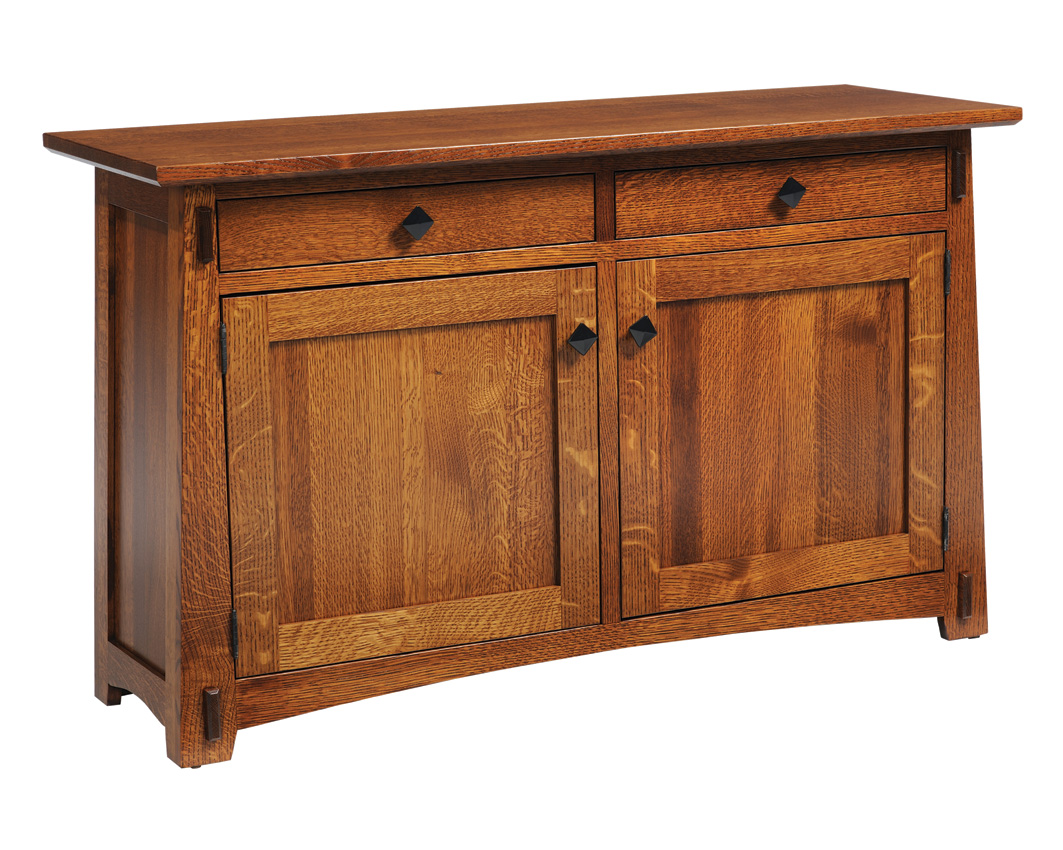 Olde shaker sofa table amish furniture designed for Shaker furniture