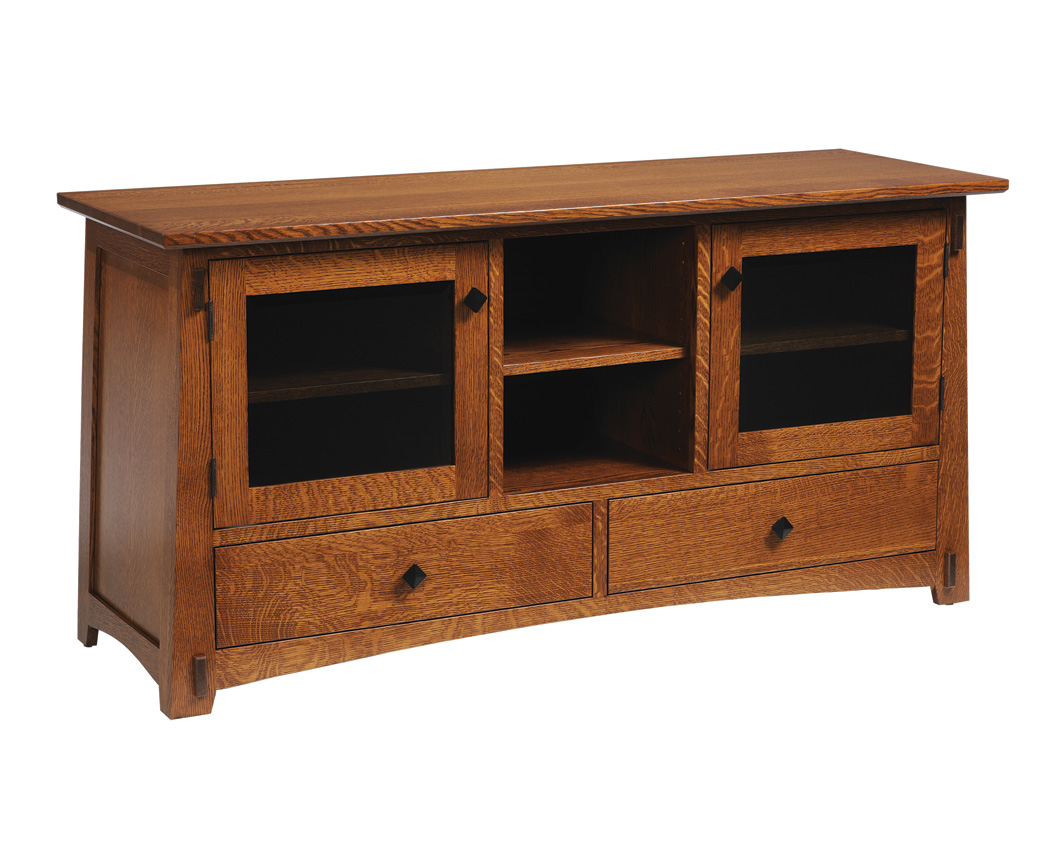 Olde shaker tv cabinet amish furniture designed for Shaker furniture