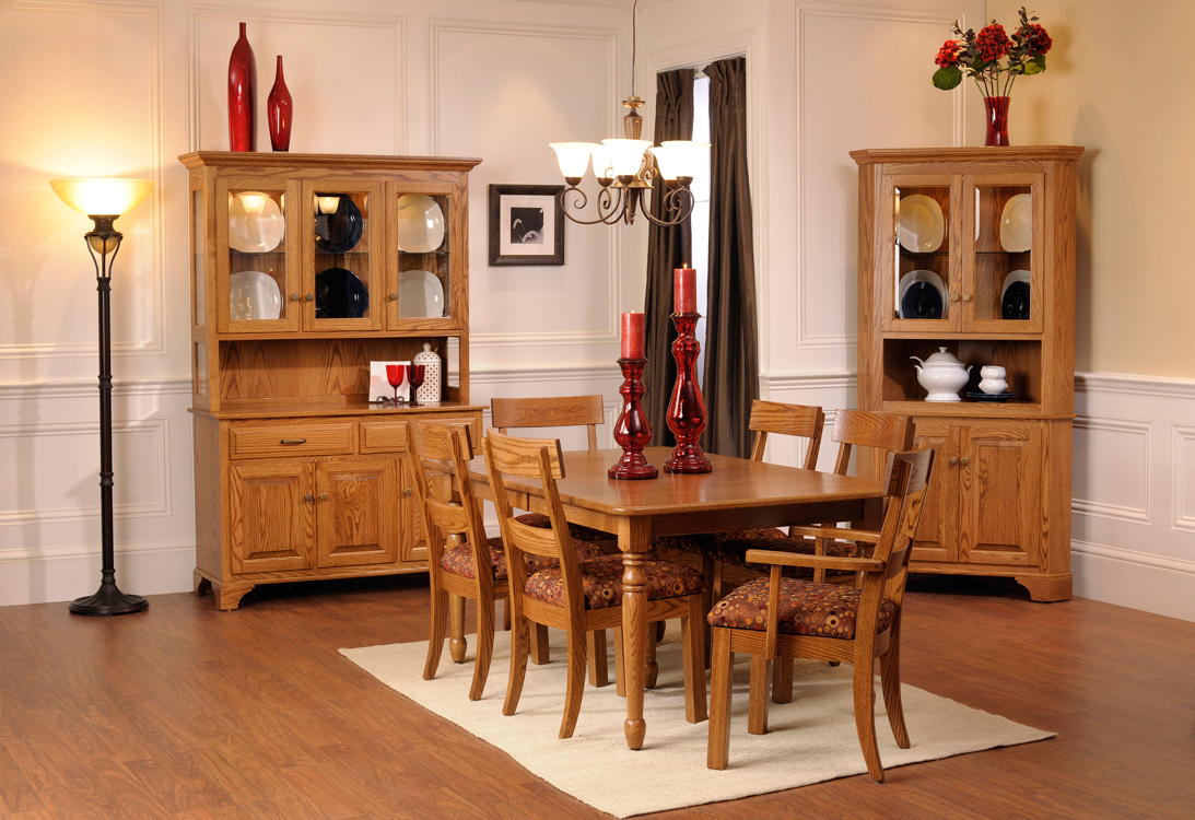 Americana Dining Room Amish Furniture Designed