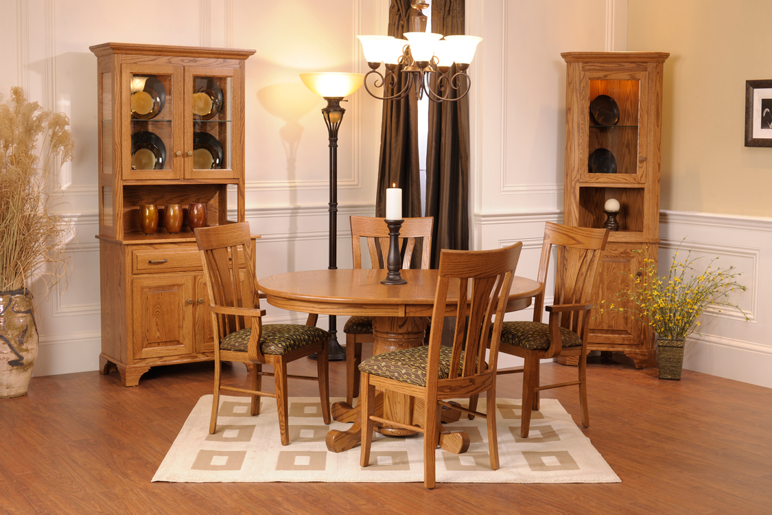 Americana Dining Room Amish Furniture Designed