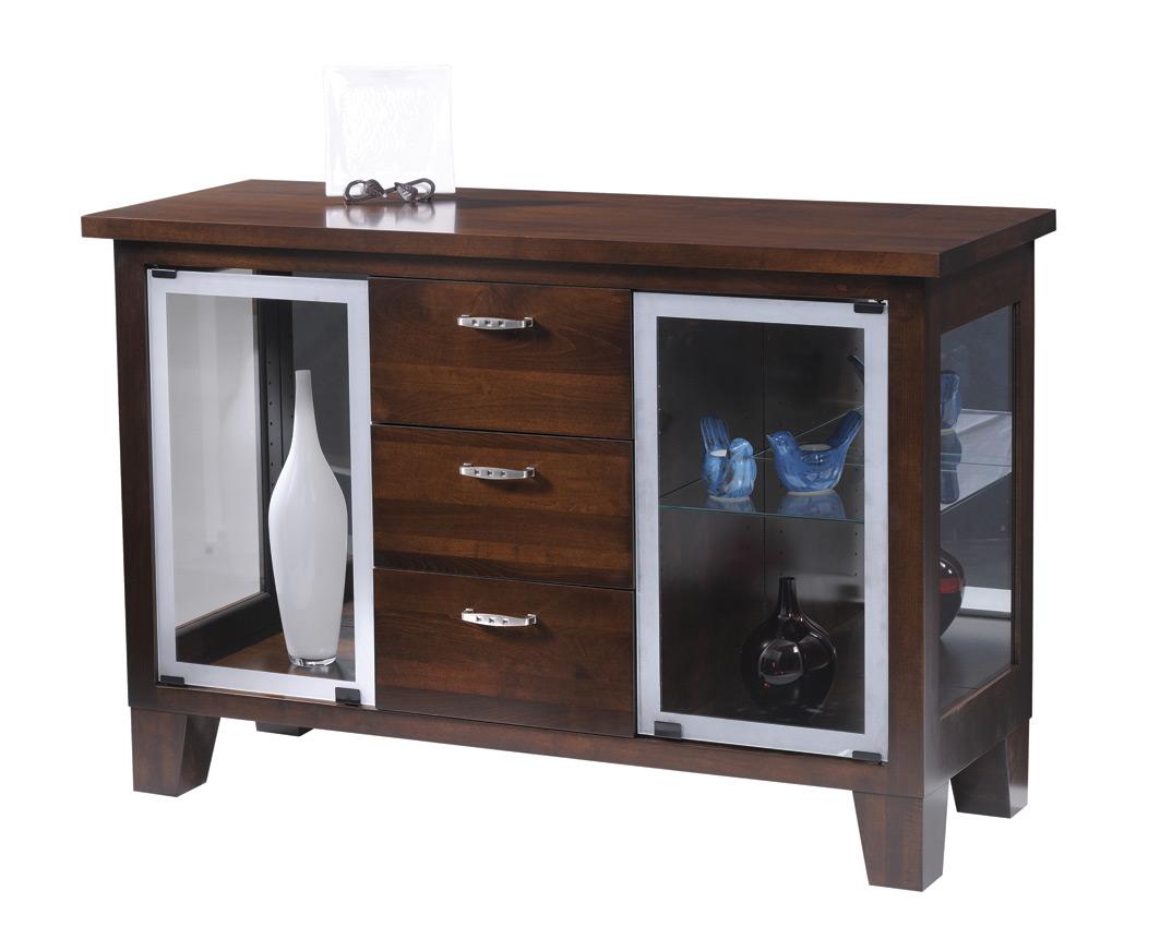 Arcadia Buffet - Amish Furniture Designed