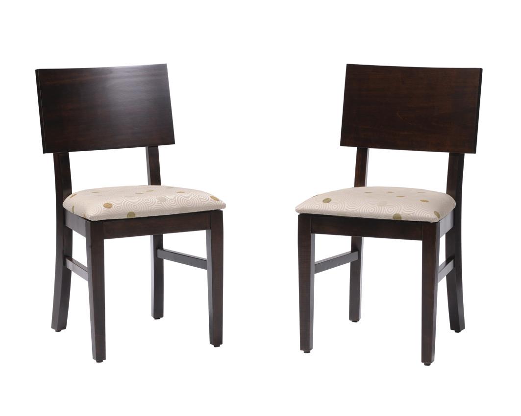 Arcadia Chairs - Amish Furniture Designed