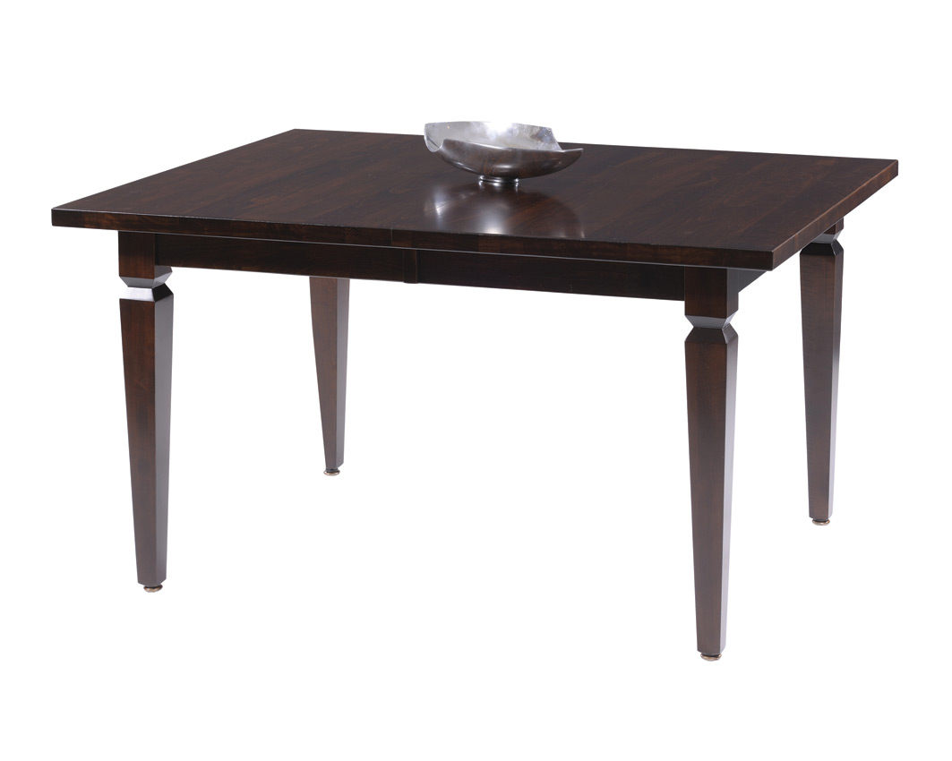 Arcadia Table - Amish Furniture Designed