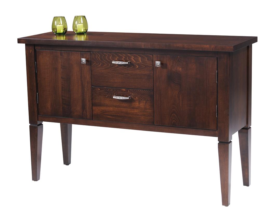 Arcadia Buffet Amish Furniture Designed