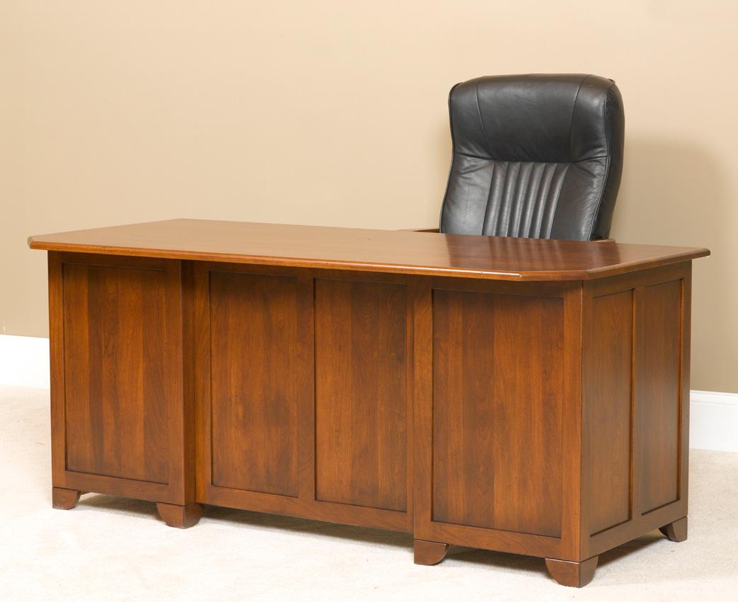 Cherry Valley Desk Amish Furniture Designed