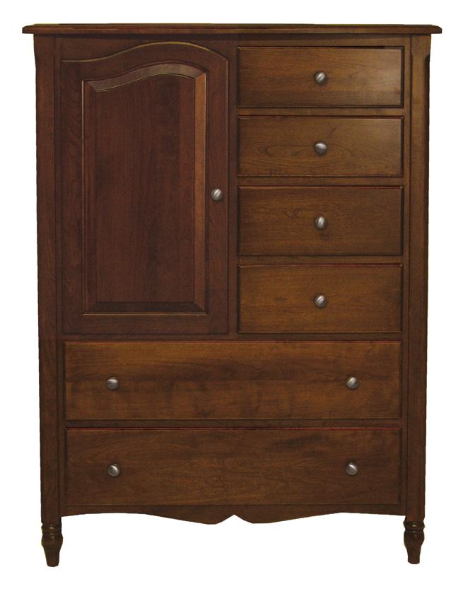 Delafield Armoire Amish Furniture Designed