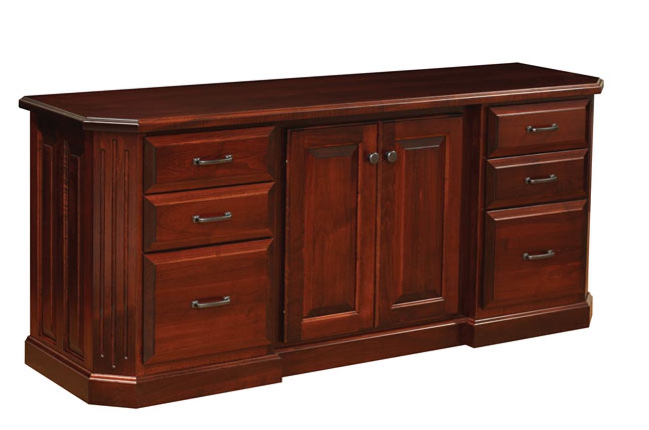 Fifth avenue credenza amish furniture designed for Furniture 5th avenue