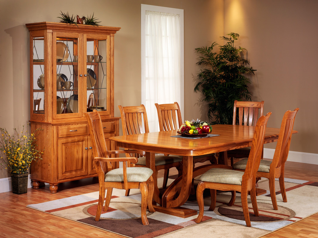 Dining table hampton amish