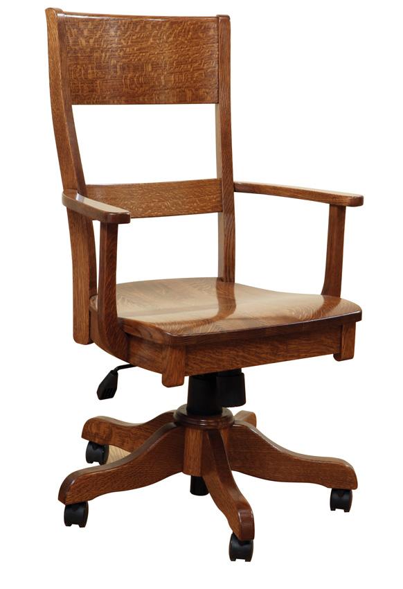 Jamestown Chair Amish Furniture Designed