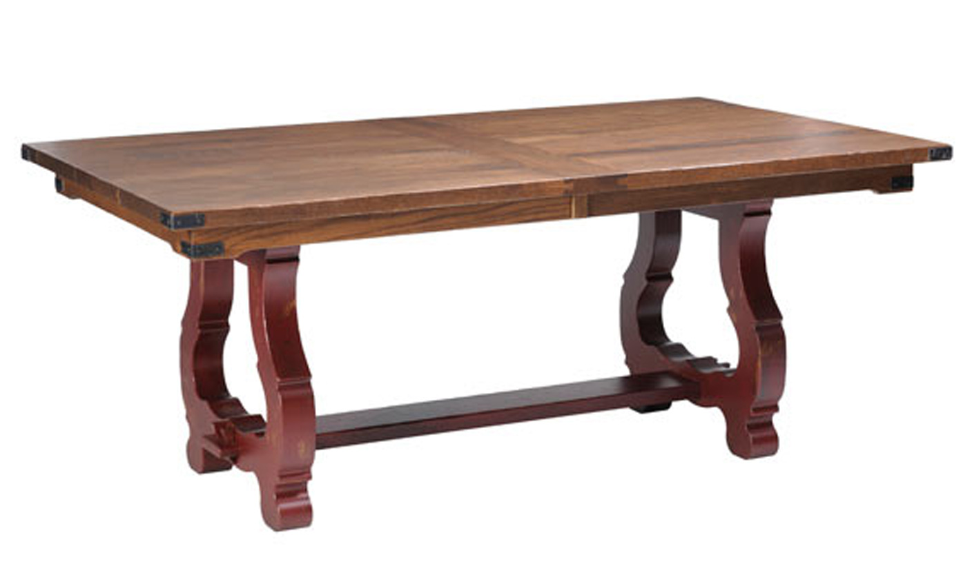 Luxembourg Table Amish Furniture Designed