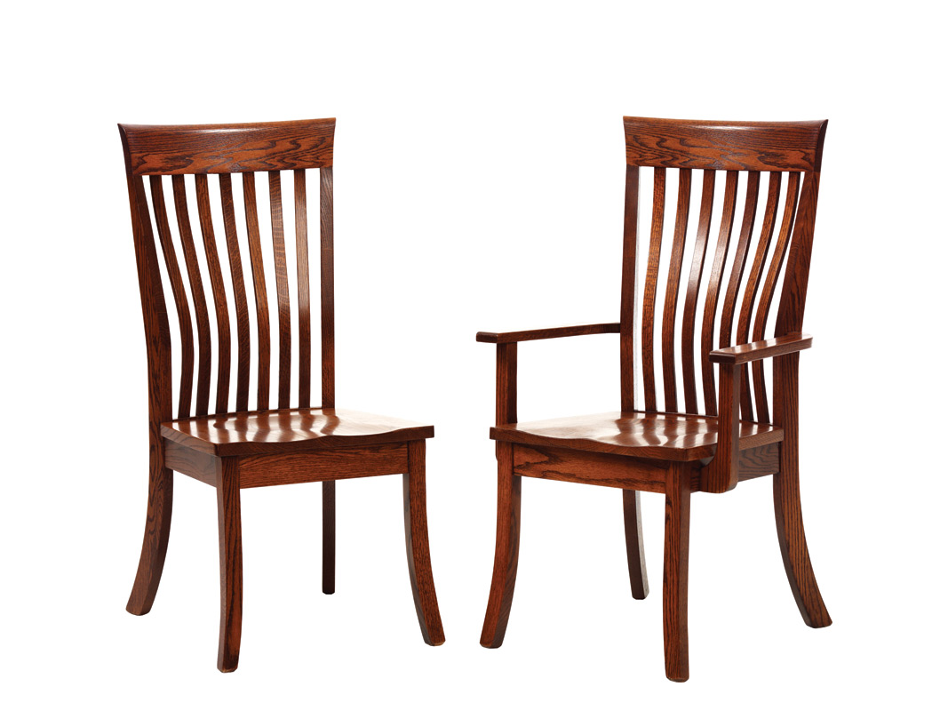 english shaker chairs amish furniture designed. Black Bedroom Furniture Sets. Home Design Ideas