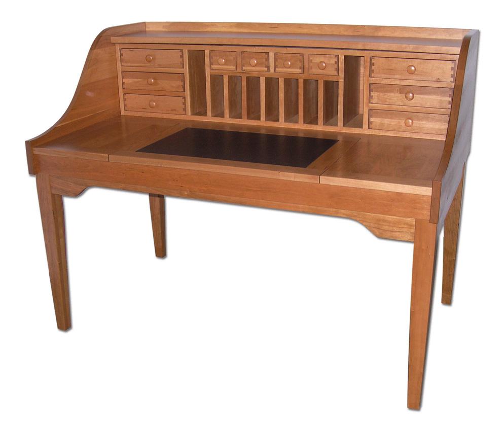 Middleton desk amish furniture designed for Amish furniture