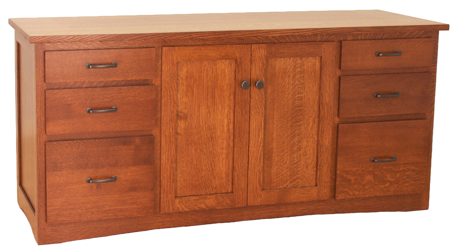 Newbury Credenza Amish Furniture Designed