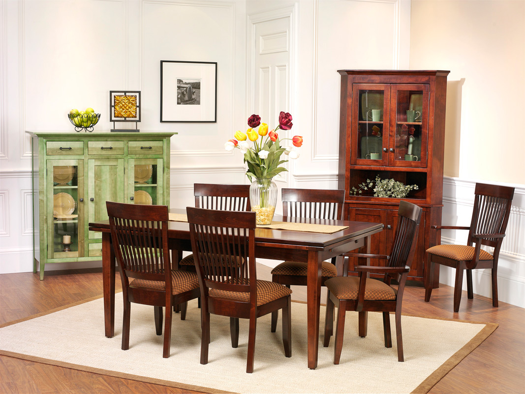 Shaker Style Dining Room Furniture