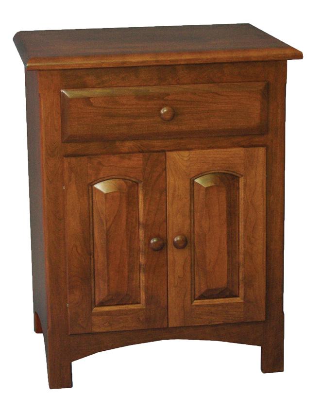 Springview Nightstand Amish Furniture Designed