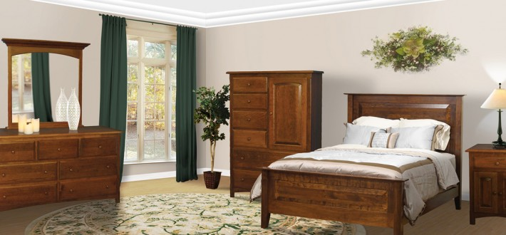 Amish Furniture Designed