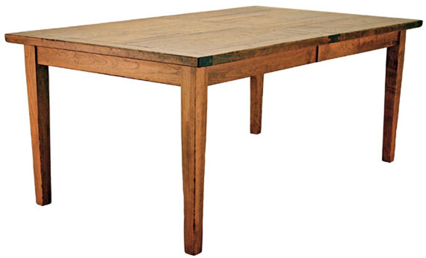 Wellington table amish furniture designed for Furniture wellington